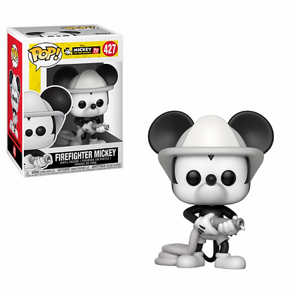Funko Pop - Disney - Mickey's 90th - Firefighter Mickey