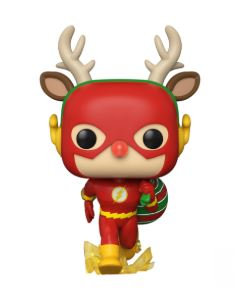 Funko Pop DC Holiday - Rudolph Flash