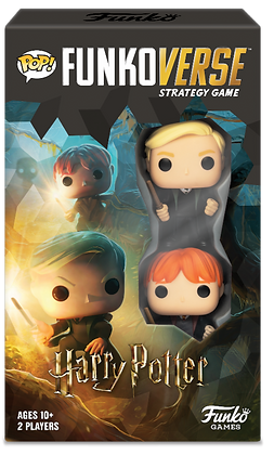 FunkoVerse - Harry Potter - Strategy Game 2 players (English)