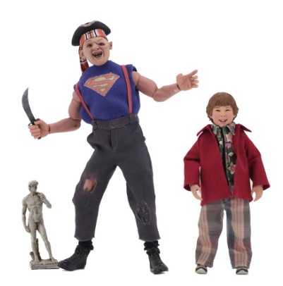 Action Figure - The Goonies - 2-Pack Sloth & Chunk 13-20 cm