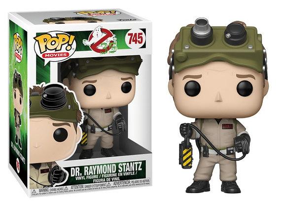 Funko Pop - Ghostbusters - Dr. Raymond Stantz