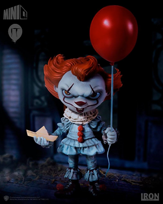 Statue - Horror - Stephen King's It Mini Co. PVC Figure Pennywise 17 cm