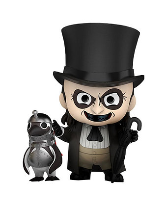Statue - Batman Returns Cosbaby Mini Figure The Penguin 12 cm