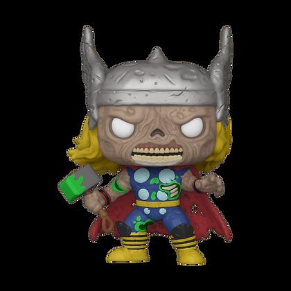 Funko Pop Marvel Zombies - Thor