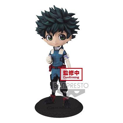 My Hero Academia Q Posket Mini Figure Izuku Midoriya Ver. A 14 cm
