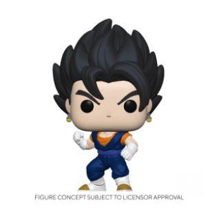Funko Pop Dragon Ball Z - Vegito