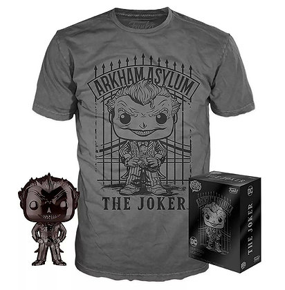 Funko pop - DC Comics POP! & Tee Box The Joker