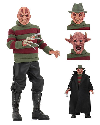 Action Figure - Neca - Wes Craven's New Nightmare Freddy Krueger 20cm