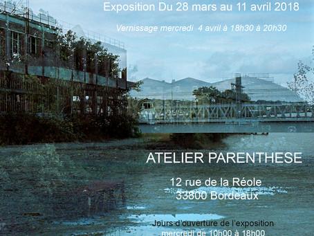 """Exposition personnelle : """" Paysages et figures"""""""