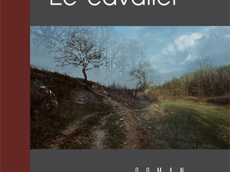 Parution littéraire : Le cavalier - roman de Derek Munn