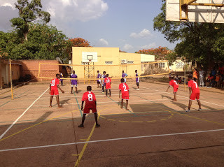 Rencontre sportive : Volley