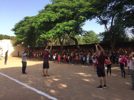 Le sport à l'honneur au LIFAM !