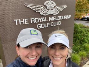 Connecting the Dots: Adam Scott & Royal Melbourne