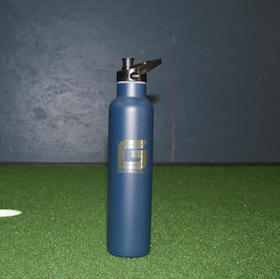 Water Bottle with sport cap - $35