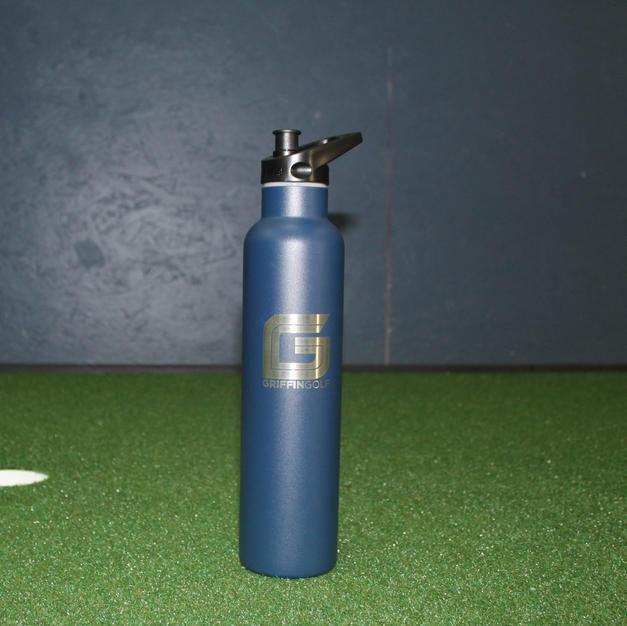 Water Bottle with sport cap - $35