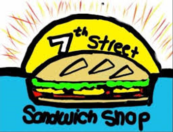 7th St Sandwich Shop Logo.png