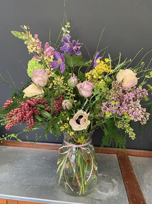 Spring into Summer Vase