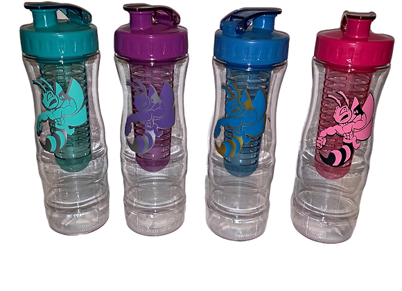 Be Fit Infuser Blender Bottles