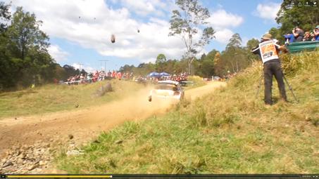 WRC / ARC shoot