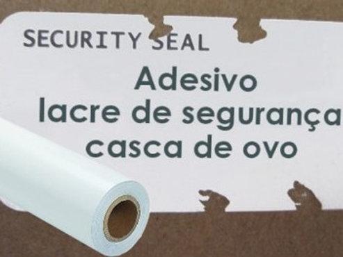 VINIL DESTRUTÍVEL CASCA DE OVO