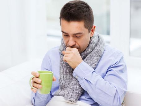 איך ניתן להקל על מחלות החורף בעזרת רפלקסולוגיה ?