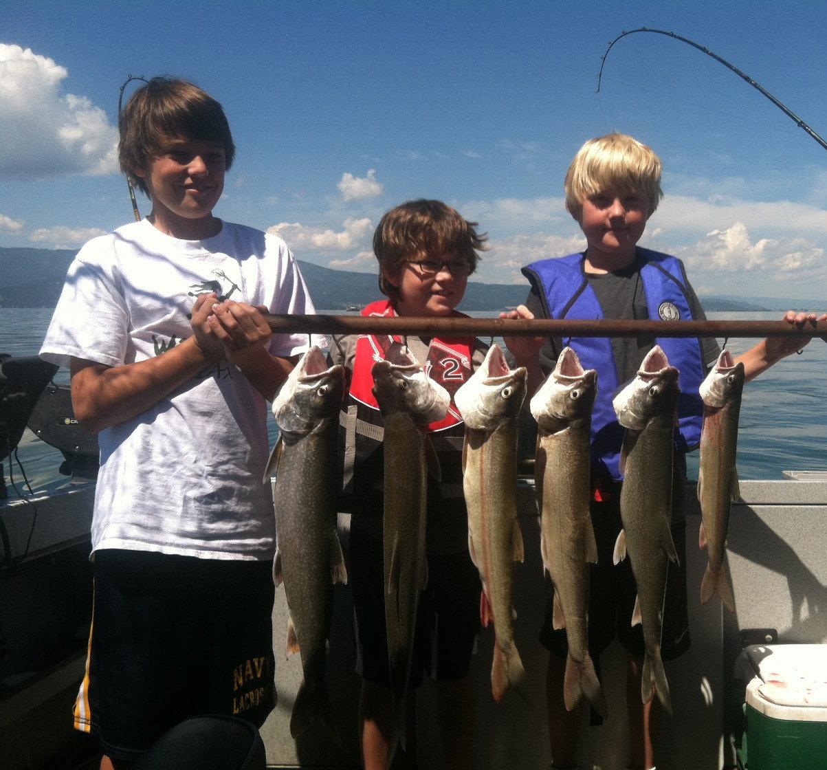 HALF DAY FISHING TRIP