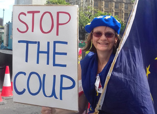 Talk of a coup in Britain is not exaggerated