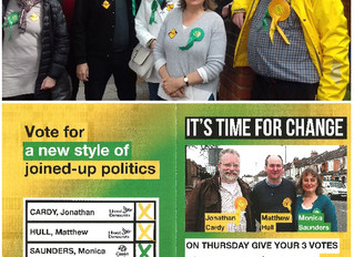 Is this the start of a brand new form of party politics?
