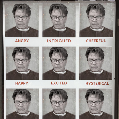 JIM emotions poster
