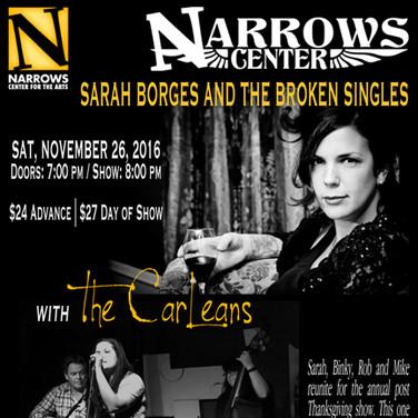 Narrows poster