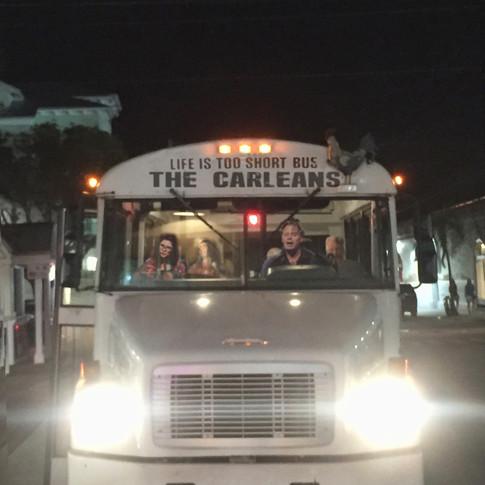 Short Tour Bus, Key West