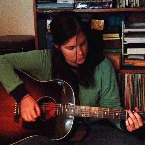 Sarah rehearsal