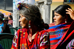 women from chajul