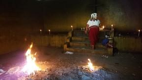 Ixil Maya Ceremony by Doña Ana Laynez
