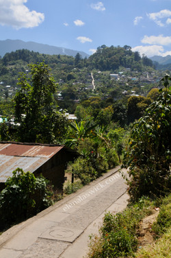 rural guatemala landscape