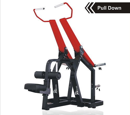 Lat Pull Down (ISO Lateral) Pro Series
