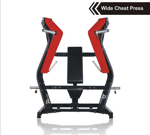 Wide Chest Press (ISO Lateral) Pro Series