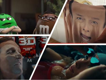 SuperBowl 2021 - co se dělo o reklamní pauze