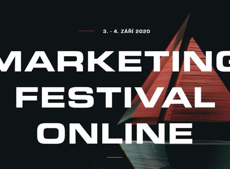 Jaký byl Marketing Festival 2020?