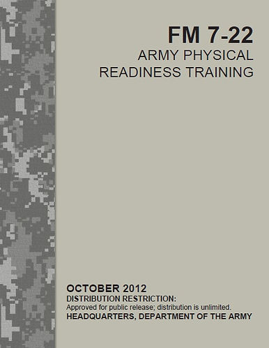fm7_22 Army Physical Readiness Training.