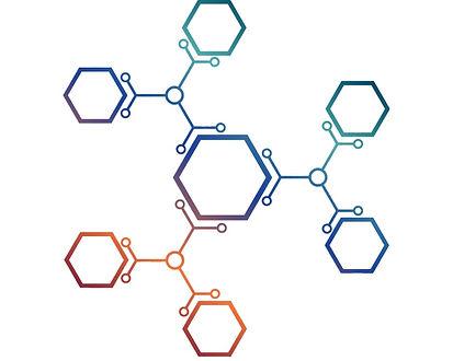 euclidean-vector-molecule-hexagon-and-he
