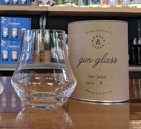 Gin Glass - Denver & Liely