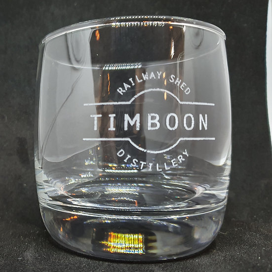Whisky Tumbler - Etched