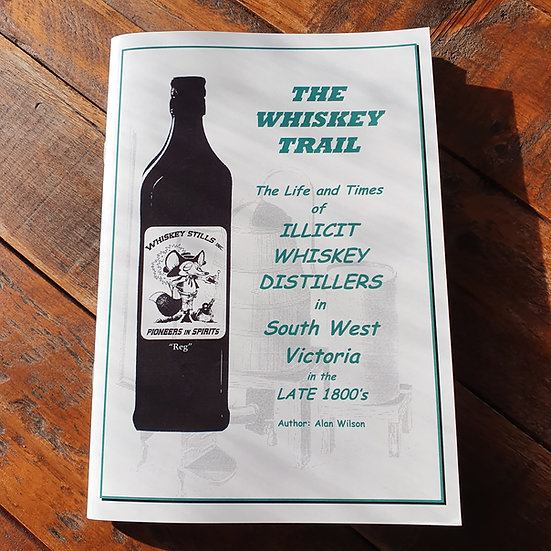 Book - The Whisky Trail