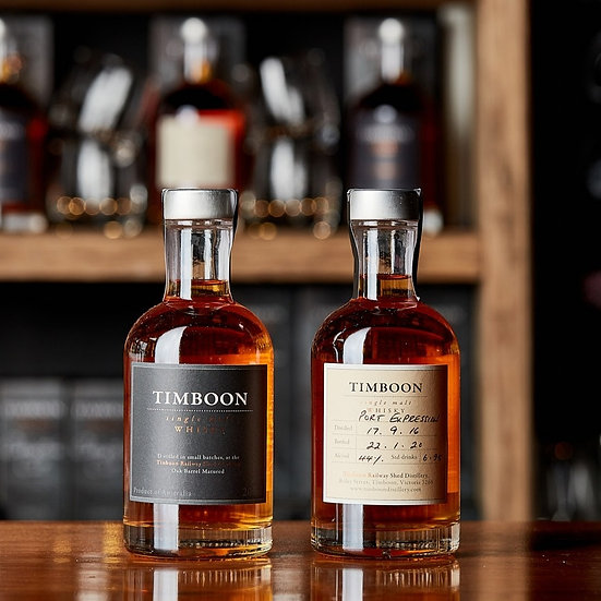"Single Malt Whisky ""Port Expression"" 44% 200ml"