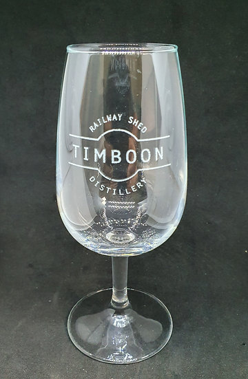 Whisky Glass - Tasting, etched