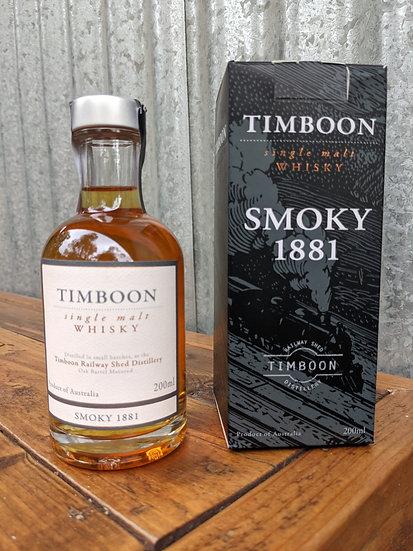 Single Malt Whisky - Smoky 1881 @ 47% 200ml
