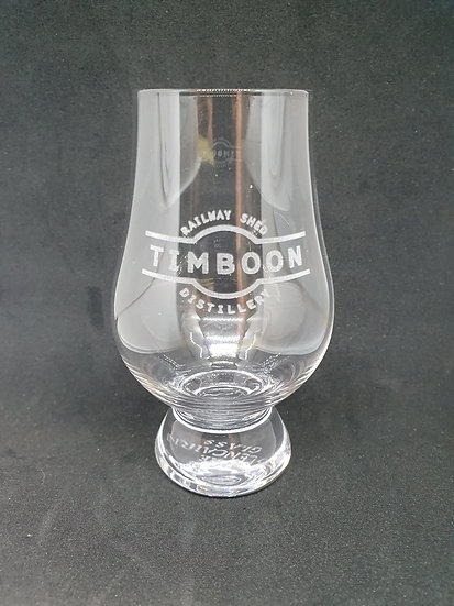 Whisky Glass - Glencairn, etched