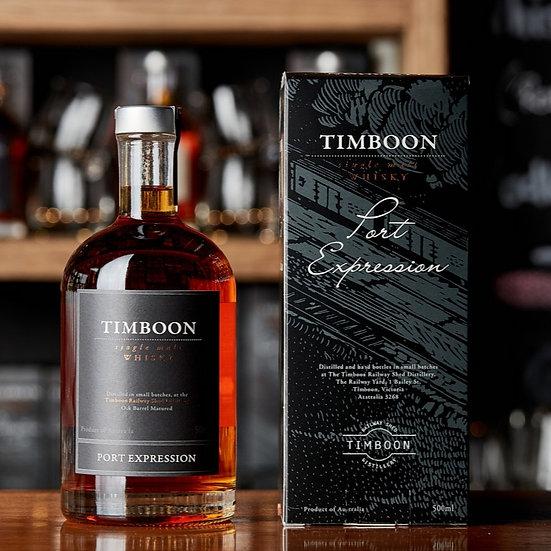 "Single Malt Whisky ""Port Expression"" 44% 500ml"