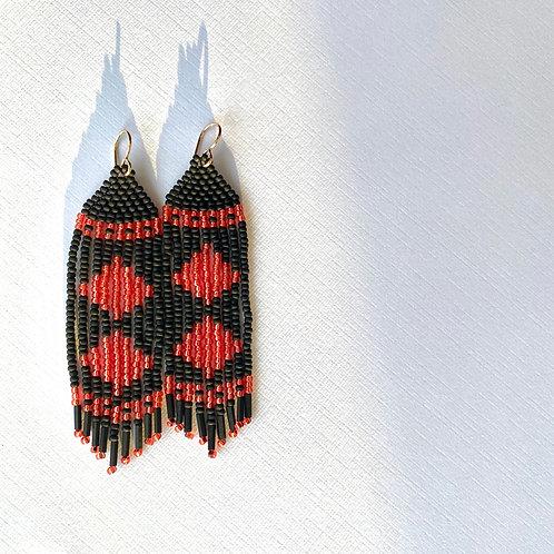 FLAMES | earrings